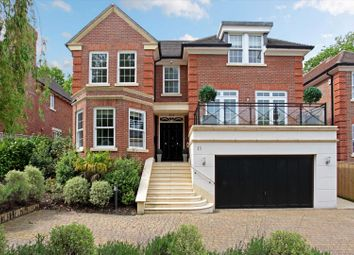 Thumbnail 5 bed detached house for sale in Pelling Hill, Old Windsor, Windsor, Berkshire