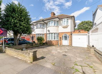 Thumbnail 3 bed semi-detached house for sale in Rutland Drive, Morden, Surrey
