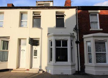Thumbnail 4 bed terraced house for sale in Erdington Road, Blackpool