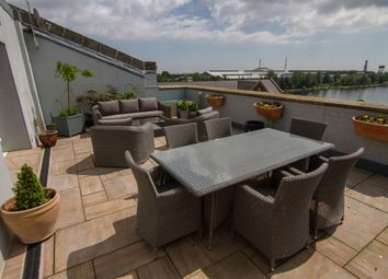 Thumbnail 3 bedroom penthouse for sale in Llansannor Drive, Cardiff Bay, Cardiff