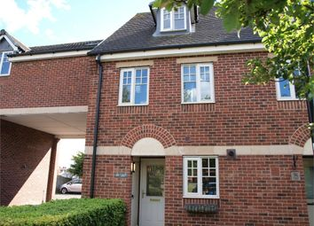 Thumbnail 3 bed end terrace house for sale in Caroline Court, Burton-On-Trent, Staffordshire