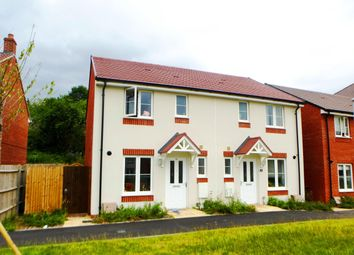 Thumbnail 3 bed semi-detached house to rent in Wagstaff Way, Salisbury