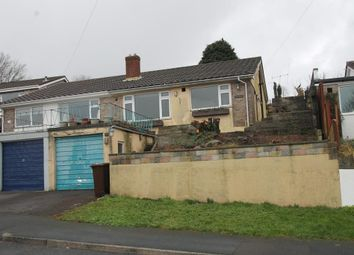 Thumbnail 2 bed semi-detached bungalow for sale in South View Park, Plympton, Plymouth
