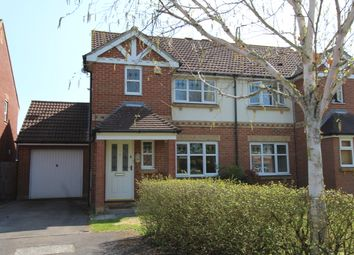Thumbnail 3 bed semi-detached house for sale in Tutor Close, Hamble, Southampton