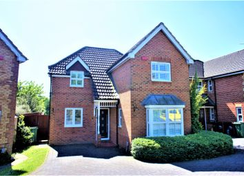 Thumbnail 4 bed detached house to rent in Angers Close, Camberley