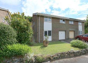 Thumbnail 3 bed semi-detached house for sale in Broom Park, Plymstock, Plymouth