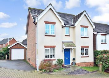 Thumbnail 4 bed detached house for sale in Charlock Drive, Minster On Sea, Kent