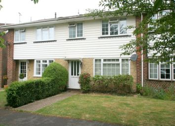 Thumbnail 3 bed terraced house to rent in Merryfield Crescent, Angmering, Littlehampton