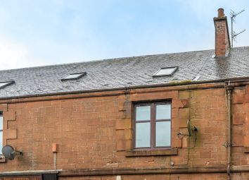 Thumbnail 2 bed flat for sale in St. Clares Court, Sinclairston, Ochiltree, Cumnock