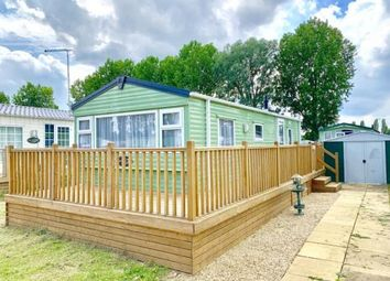 Thumbnail 2 bedroom mobile/park home for sale in Billing Aquadrome, Crow Lane, Great Billing, Northampton