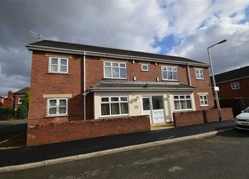 Thumbnail 1 bedroom flat to rent in Ashford Court, Reddish, Stockport, Greater Manchester