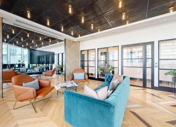 Thumbnail 1 bed flat to rent in Carrara Tower, 250 City Road, Islington, Shoreditch, London