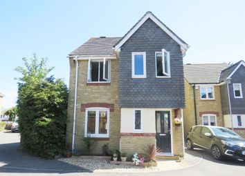Thumbnail 3 bed detached house for sale in Joshua Close, Hamworthy, Poole