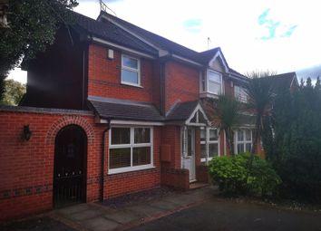 Parkstone Avenue, Bromsgrove B61. 3 bed end terrace house