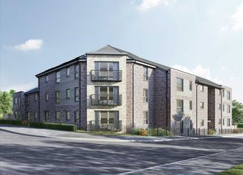 Thumbnail 2 bedroom flat for sale in Maxwell Court, The Village, East Kilbride