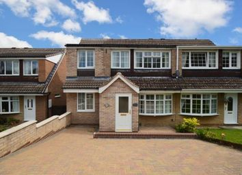 Thumbnail 3 bed semi-detached house for sale in Hodder Court, Chapeltown, Sheffield, South Yorkshire