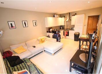 Thumbnail 3 bed town house to rent in Laundress Lane, Evering Road, London