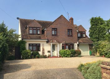 Thumbnail 5 bedroom detached house for sale in Redricks Lane, Sawbridgeworth