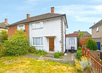 Thumbnail 2 bed end terrace house for sale in Merrow Way, New Addington, Croydon