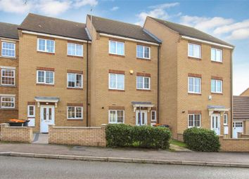 Thumbnail 4 bed town house for sale in Cormorant Way, Leighton Buzzard