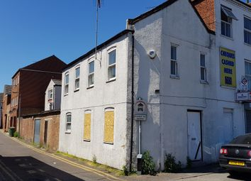 Thumbnail 3 bed end terrace house for sale in Falcon Road, Wisbech