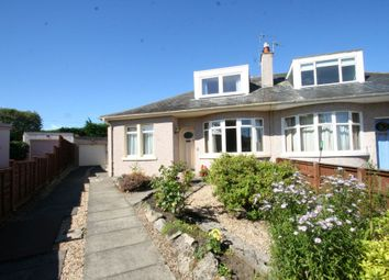 Thumbnail 4 bedroom semi-detached bungalow for sale in 5 Craigleith Hill Grove, Edinburgh