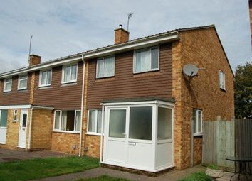 Thumbnail 3 bed semi-detached house to rent in Ranworth Walk, Bedford