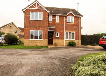Thumbnail 4 bedroom detached house for sale in Herbert Human Close, Soham, Ely