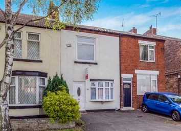 Thumbnail 3 bed terraced house for sale in Nursery Road, North Anston, Sheffield
