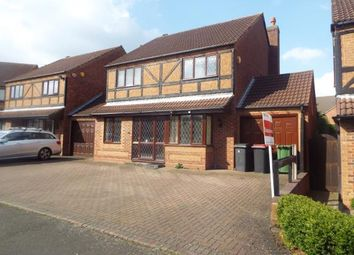 Thumbnail 4 bedroom detached house for sale in Walkers Way, Coleshill, Birmingham, Warwickshire