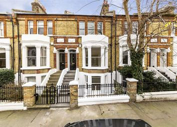 Thumbnail 5 bed terraced house to rent in Rozel Road, London