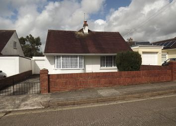 Thumbnail 2 bed detached bungalow for sale in Rougemont Avenue, Shiphay, Torquay