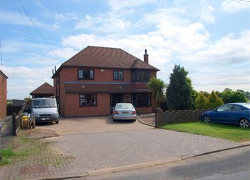 6 bed detached house for sale in Anslow Road, Hanbury, Burton-On-Trent, Staffordshire DE13