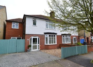 Thumbnail 4 bed semi-detached house for sale in Graystone Road, Whitstable