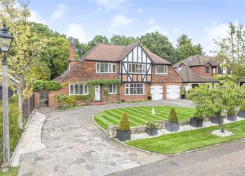 Thumbnail 5 bed detached house for sale in Wood Way, Farnborough Park, Kent