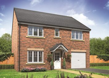"Thumbnail 5 bed detached house for sale in ""The Strand"" at Black Boy Road, Chilton Moor, Houghton Le Spring"