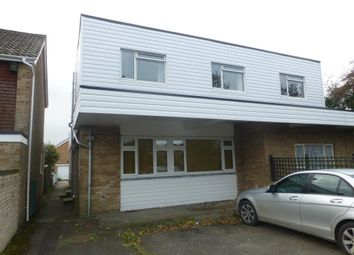 Thumbnail 1 bed flat to rent in Hayes Close, Lavant, Chichester