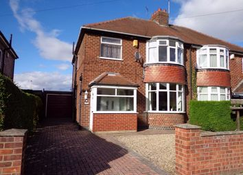 Thumbnail 3 bedroom semi-detached house to rent in Fairway, York