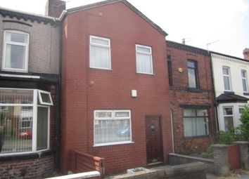 Thumbnail 2 bed terraced house to rent in St Clare Terrace, Chorley New Road, Lostock, Lancs