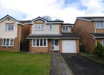 Thumbnail 4 bed detached house for sale in Yeavering Close, Gosforth, Newcastle Upon Tyne
