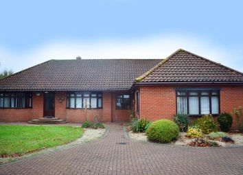 Thumbnail 7 bed bungalow for sale in Wroxham Road, Sprowston, Norwich