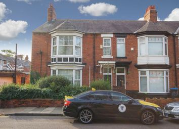 Thumbnail 3 bed terraced house for sale in Roman Road, Linthorpe