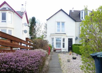Thumbnail 4 bed semi-detached house for sale in Auchamore Road, Dunoon