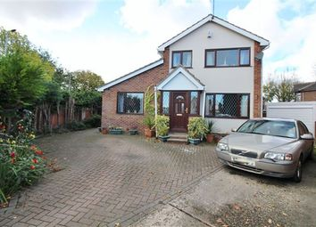 Thumbnail 4 bed detached house for sale in Brook Close, Aston, Sheffield