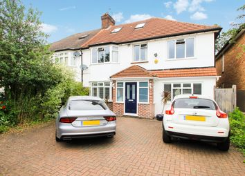 Thumbnail 6 bedroom semi-detached house to rent in Clarence Avenue, New Malden, Surrey