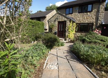 Thumbnail 3 bed link-detached house for sale in River Valley View, Denby Dale, Huddersfield
