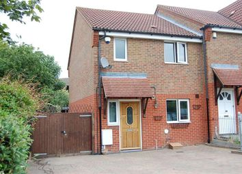 Thumbnail 3 bed end terrace house to rent in Teal Avenue, Orpington, Kent