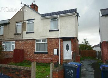 Thumbnail 3 bed end terrace house for sale in Paxton Avenue, Carcroft, Doncaster.