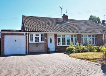 Thumbnail 3 bed bungalow for sale in Flowerhill Way, Gravesend