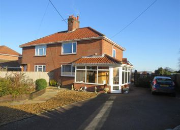 Thumbnail 3 bedroom semi-detached house to rent in Springfield Terrace, Alburgh, Harleston